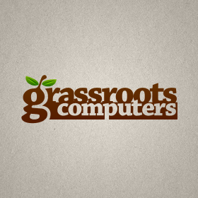 Logotypes: Grassroots Computers
