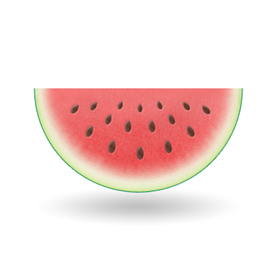 Illustrations: Watermelon