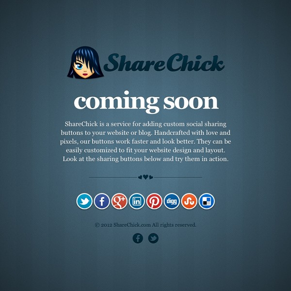 Websites: ShareChick