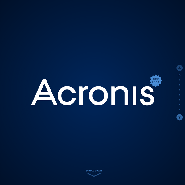 Websites: Acronis Logo